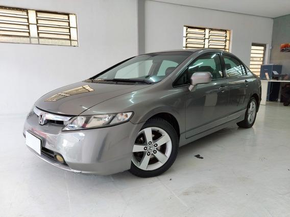 Honda Civic 2007 1.8 Exs Flex Aut. 4p