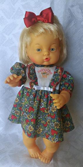 Boneca Antiga Bebezinha- Colorama