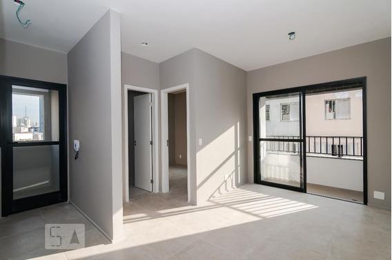Apartamento No 11º Andar Com 1 Dormitório E 1 Garagem - Id: 892955052 - 255052