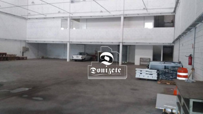 Galpão À Venda, 1221 M² Por R$ 2.750.000 - Parque Capuava - Santo André/sp - Ga0112