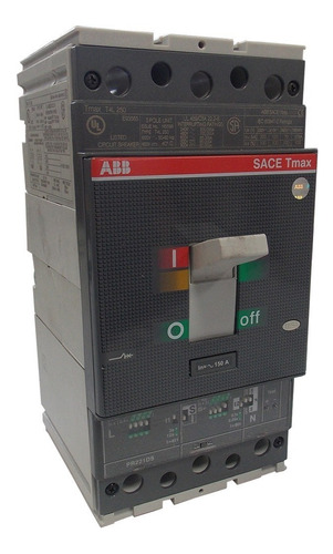 Abb 1sda055439r1 Interruptor Caja Moldeada T4l Tmax 150a 3p