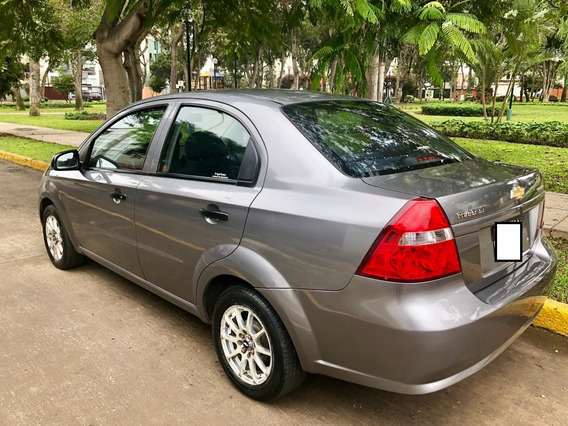 Chevrolet Aveo Sedan 2009 Full Equipo.