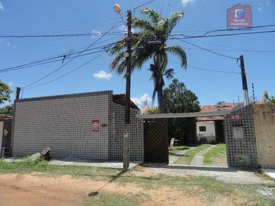 Casa Residencial Para Locação, Pitimbu, Natal. L0228 - Ca0003