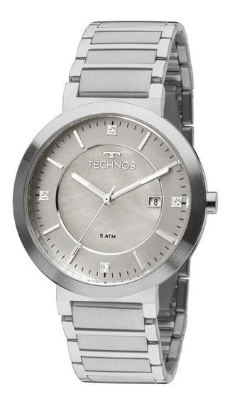 Relógio Feminino Analógico Technos Elegance 2115ktk/1c P