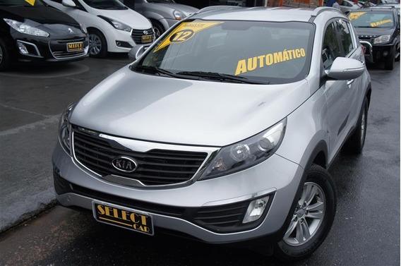 Kia Sportage 2.0 Ex 4x2 16v Gasolina 4p Auto 2011/2012