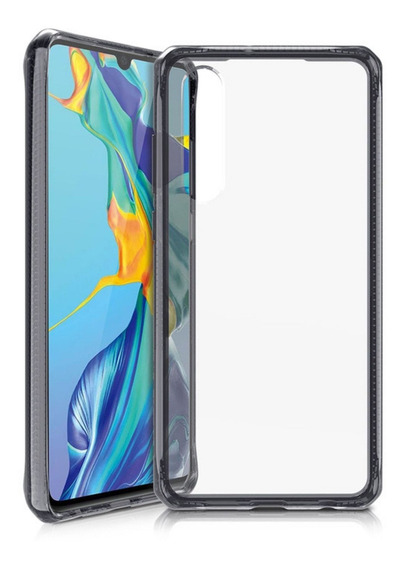 Itskins Funda Hybrid Clear Para Huawei P30 Pro