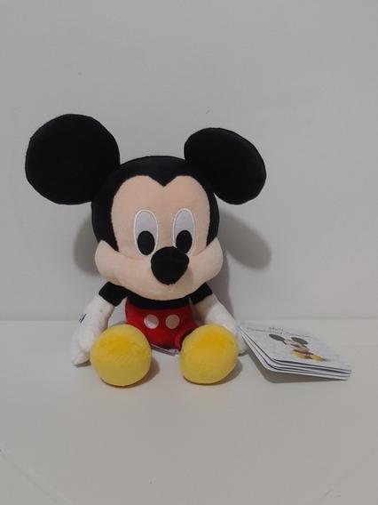 Pelúcia Mickey Mouse Da Disney Original
