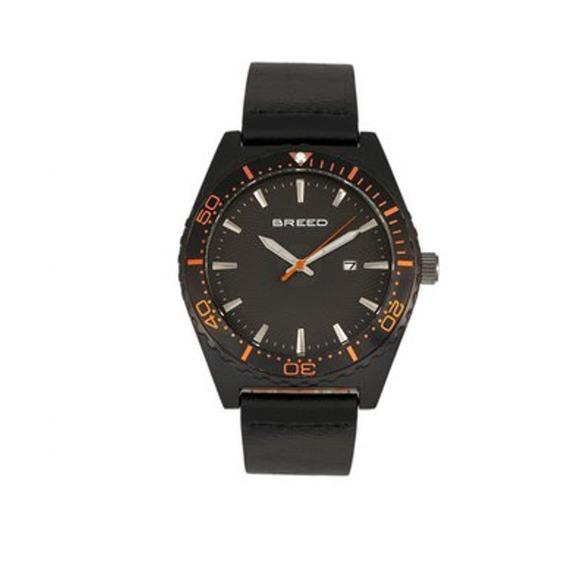 Modelo Varon Reloj Breed Ranger Brd8007 - Negro