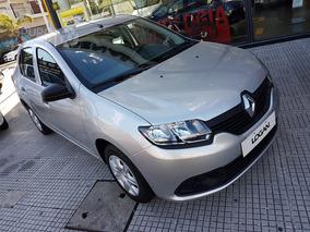 Renault Logan Authentique 4p 0km Anticipo Burdeos Cuotas 1