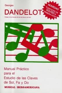 Metodo Manual Practico Estudio De Las Claves Dandelot