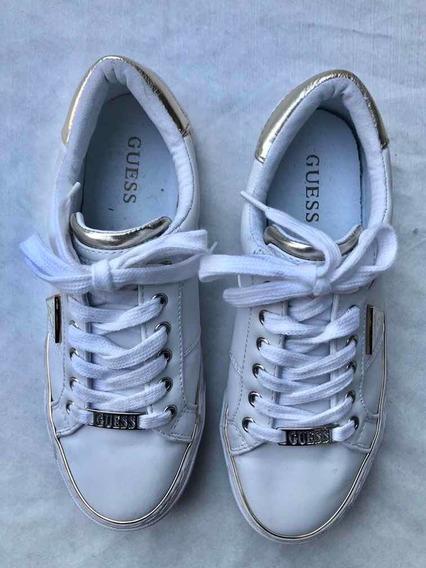 Zapatillas Guess - Originales Blancas