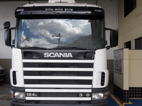 Caminhão Trucado Scania R124/l 360 6x2