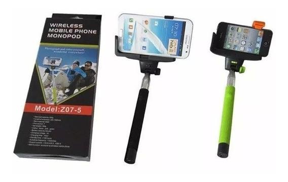 Bastao Selfie Z07-5 Wireless Monopod Celular Envio 24 Hs