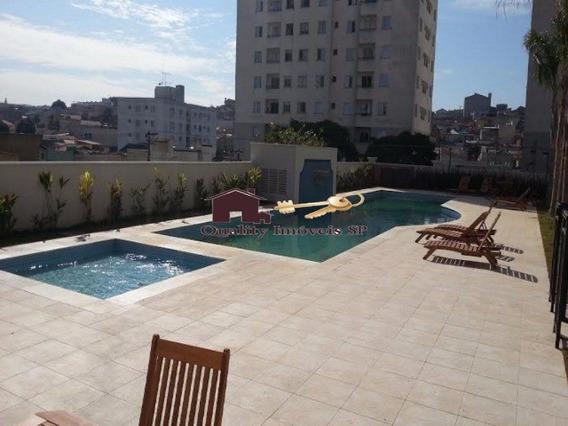 Apartamento Para Venda No Bairro Sacoma Em São Paulo - Cod: Qy500 - Qy500