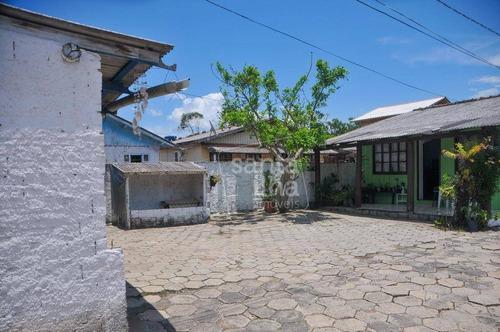 Terreno Residencial À Venda, Carianos, Florianópolis - Te0572 - Te0572