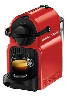 Nespresso Inissia Original Espresso Machine De Breville Red