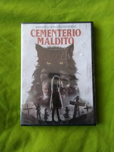 Imagen 1 de 2 de Cementerio Maldito Dvd