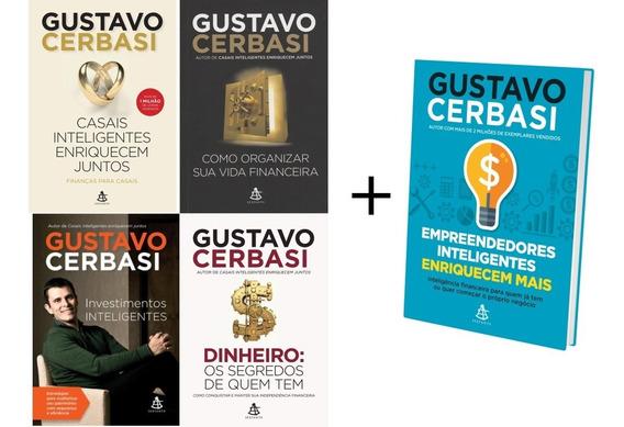 Kit Livros - Como Organizar Sua Vida Financeira + 4 Livros