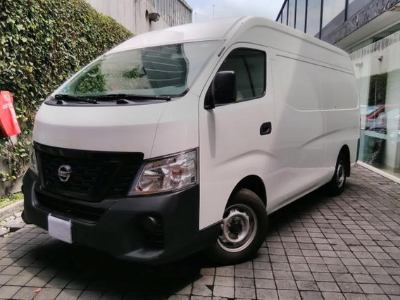 Nissan Urvan Minivan 4p Amplia L4/2.5 Diesel Man P/seg 15/p