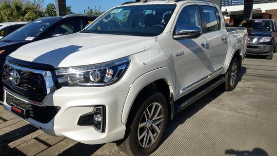 Toyota Hilux G Revo Blanca 2019 0km