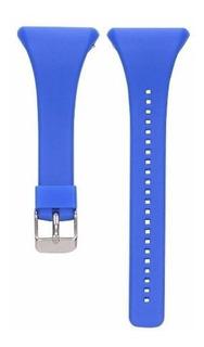 Pulseira Polar Ft7 Ft4 Similar Azul