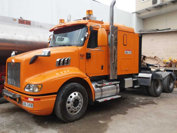 International 9200i 2012 6x4 Low Roof