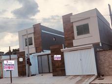 Xavantes/belford Roxo, Casa 2 Quartos Sendo 1 C/sacada,1 Banheiro, 1 Lavabo E Garagem. - Ca00583 - 33628618