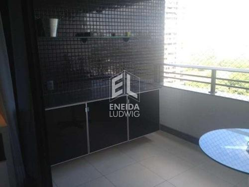 Imagem 1 de 17 de Apartamento 3 Quartos No Itaigara - 28