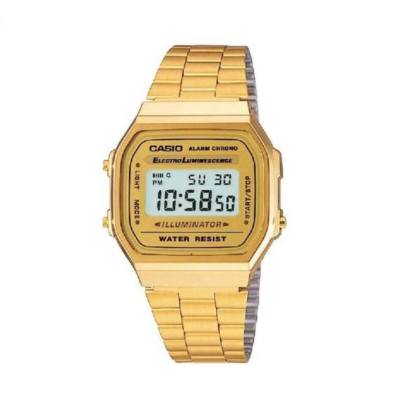 Relógio Unissex Vintage Casio A168wg-9wdf