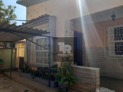 Imagem 1 de 21 de Excelente Casa 2 Quartos Com Garagem E Área Gourmet - Santa Rosa - Ca0096