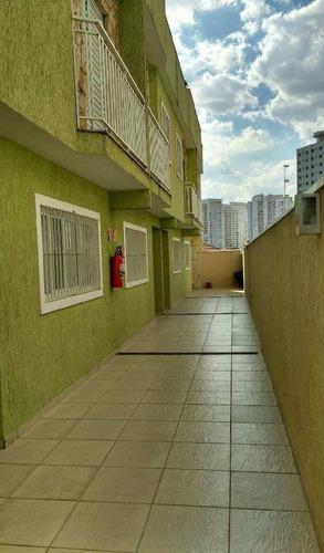 Imagem 1 de 6 de Sobrado Em Condomínio Com 3 Dorms Sendo 1 Suíte, 2 Vagas, 146m² - So0076