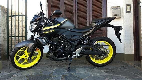 Yamaha Mt 03 - Totalmente Original Impecable!!!