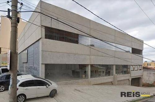 Salão Para Alugar, 900 M² Por R$ 20.000,00/mês - Centro - Sorocaba/sp - Sl0025