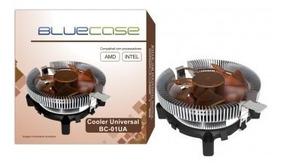 Cooler Universal Socket 1155 1150 775 Am3 Bluecase Bc-01