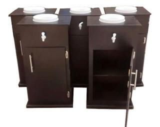 Mueble Porta Garrafon De Mdf Despachador De Agua..