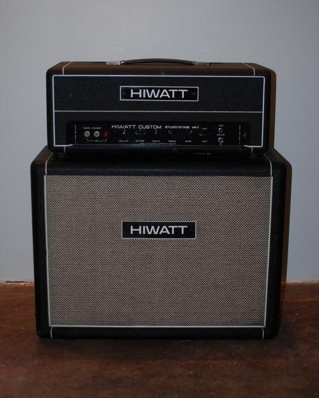 Hiwatt Custom Studio/stage Mk2