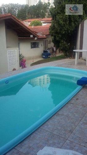 Casa Residencial À Venda, Parque Terra Nova, São Bernardo Do Campo. - Ca0046