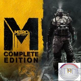 Metro Last Light Complete Edition Ps3
