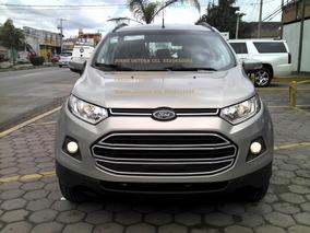 Ford Eco Sport 2015 Standar 4 Cil *hay Credito