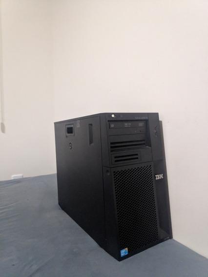 System X3200 M3 Com Xeon X3430 - Lga 1156
