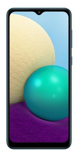 Samsung Galaxy A02 Blue 3 Gb Ram 32 Gb Rom