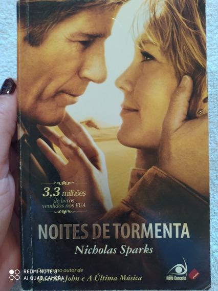 Livro De Bolso: Noites De Tormenta - Nicholas Sparks