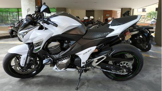 Kawasaki Z800 2015 22.000kms