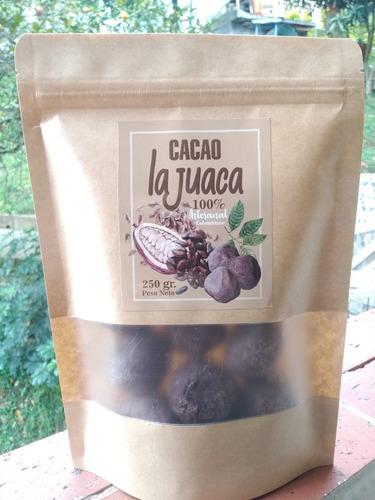 Cacao En Bola Bolsa Por 250 Gramos