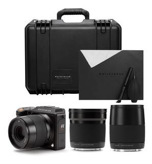Hasselblad X1d-50c X1d 50c Kit Com 30mm 45mm 90mm