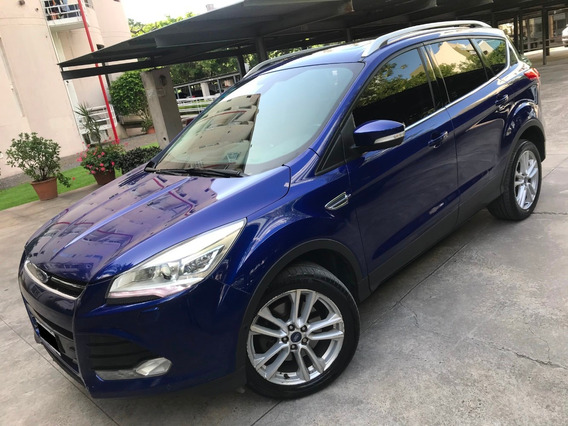 Oportunidad Ford Kuga Titanium Awd 180cv 2013 Impecable Ya!!