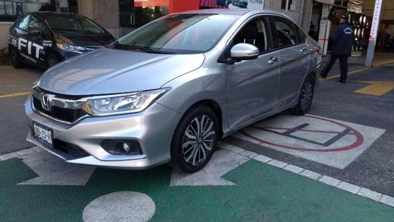 Honda City Sedan 4p Ex L4/1.5 Aut