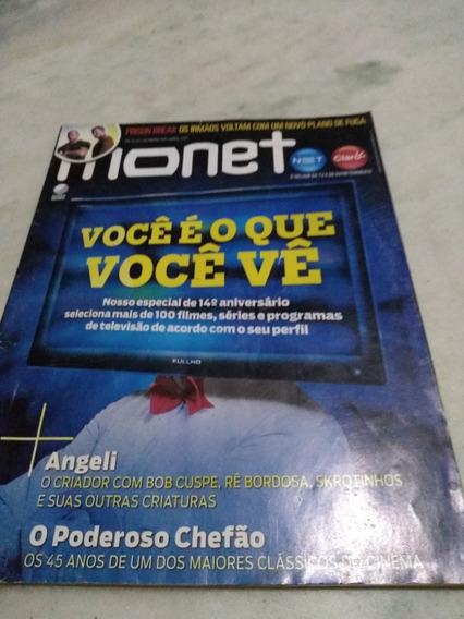 Revista Monet N 169 Abr 2017