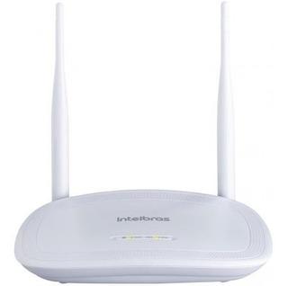 Roteador Repetidor Wifi Ipv6 Iwr 3000n Intelbras 2 Antenas