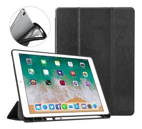 Capa Smart Case iPad Pro 12.9 2015 2017 C/ Slot Apple Pencil